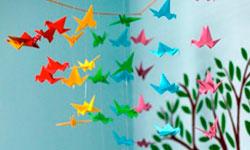 музей оригами руками детей