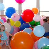 Веселая программа с шарами «Большой ШароБум-Бум» (6-9 лет)
