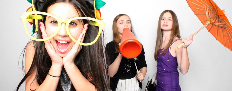 Фотовечеринка в День рождения девочки: фотосессия, мастер-классы и веселая программа