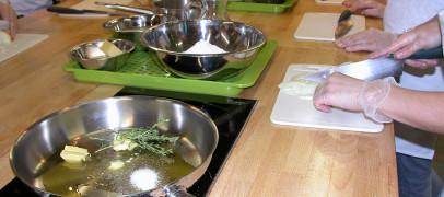 Корпоратив в кулинарной студии: рассказ очевидца. Очевидец — я!