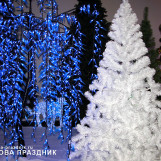 Идеи украшения дома, офиса и ресторана светодиодными гирляндами