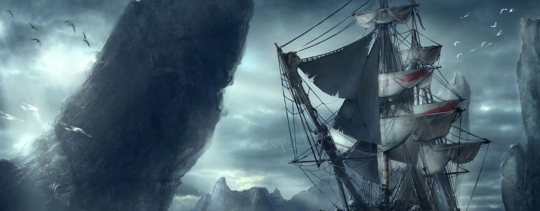 Квест-комнаты «Корабль призрак» и «Кошмар на улице Вязов» (Фили)