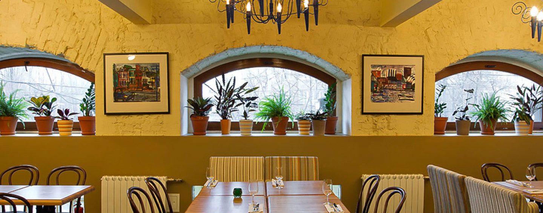 Ресторан «Голубка»: уютный праздник для взрослых и детей