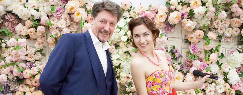Мендельсон шоу и «Первый Глобальный Обучающий Семинар для Молодых» от агентства «КнязевЪ-Wedding»