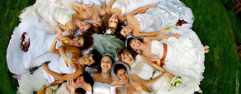 19-й Парад Невест состоится 19 июня 2016 года!