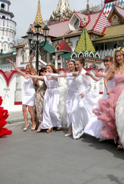 Московский Парад Невест – 2016