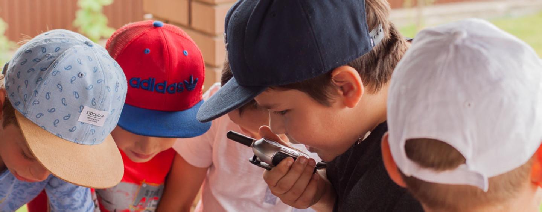 Семейный квест на даче: взрослые и дети в одной игре