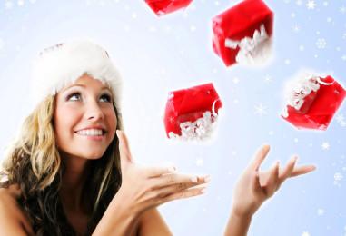 Призы на Новый Год: приятные и полезные мелочи (шпаргалка для Деда Мороза)