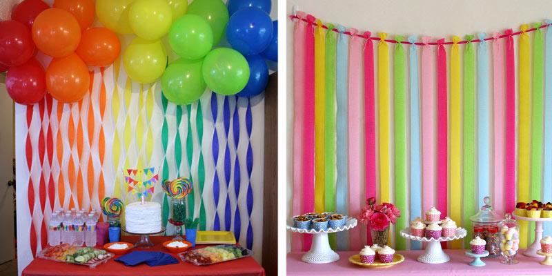 Аксессуары для дня рождения ребенка 1 год