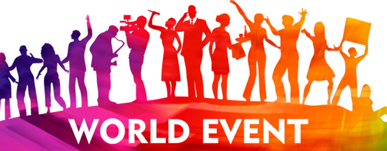 World Event Revolution 2016: встреча 17 октября в отеле «Корстон»
