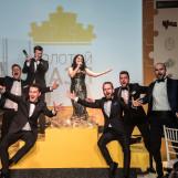 Победители определены! 18 октября состоялась церемония награждения Премии «Золотой пазл'2016 – лучший ивент-проект»