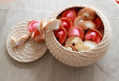 Печенье с предсказаниями для детских и взрослых праздников: рецепт в картинках