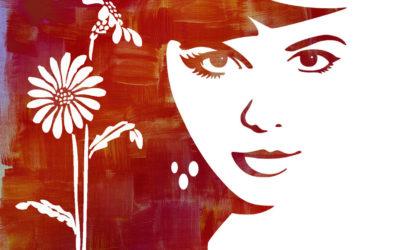 Флип-Флоп портрет или картина: холст с секретом и WOW-эффектом