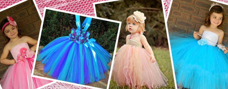 Юбки из фатина и платья ТУТУ: пышный мастер-класс в день рождения маленькой принцессы