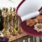 Готовые кубки, медали и грамоты для семейных праздников: шуточная церемония награждения на юбилеях и свадьбах