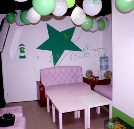 комната для чаепития после квеста