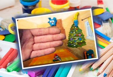 Съемки новогоднего мультфильма: творческая программа для детей от 6 до 11 лет