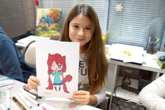 аниме мастер-класс