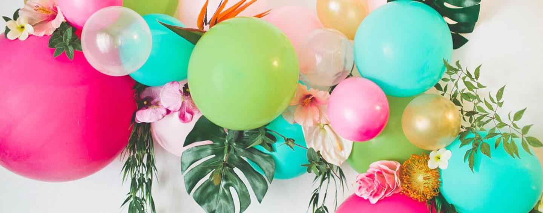 Оформление праздника: коротко о предложениях декоратора