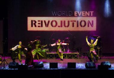 Ивенту быть: в столице отгремела 14-я Event Revolution
