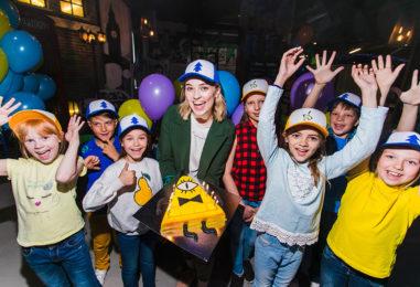 Детский праздник в ExitGames «под ключ»: 4 зала, квесты, прятки, лазертаг, кафе и многое другое