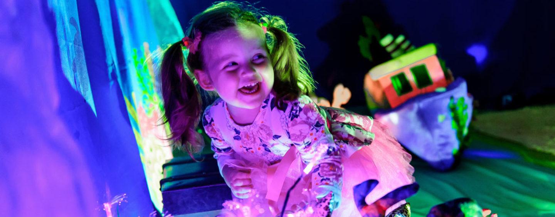 Интерактивный Бэби театр: спектакли для малышей от 8 месяцев до 5 лет