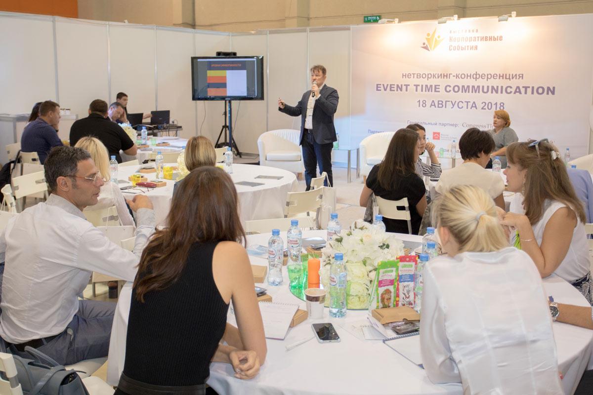 выставка и конференции Корпоративные события