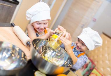 Идеи для детского кулинарного праздника в квартире или на даче (7-11 лет)