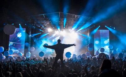 Корпоратив в формате музыкального фестиваля с участием сотрудников