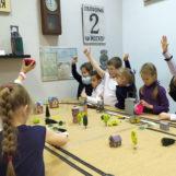 День рождения в интерактивном музее «Дедушкин Чердак»: квест, мастер-класс, экскурсия и чаепитие