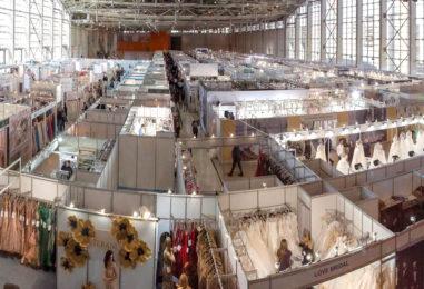 WEDDING FASHION MOSCOW: СВАДЕБНАЯ, ВЕЧЕРНЯЯ МОДА И АКСЕССУАРЫ(12-14 марта 2020 г)