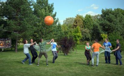 Много идей для Family day: семейный корпоративный праздник для большой и маленькой компании