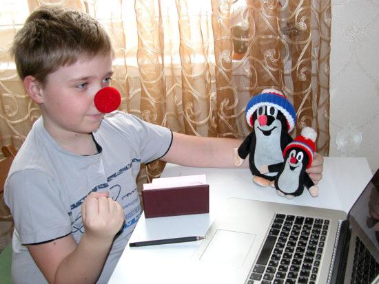 детский квиз онлайн викторина с ведущим