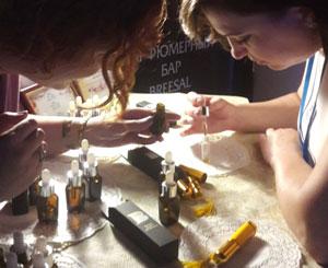 парфюмерный мастер-класс для взрослых