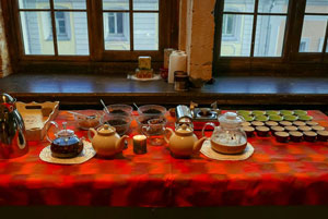 чайная церемония - мастер-класс для взрослой компании