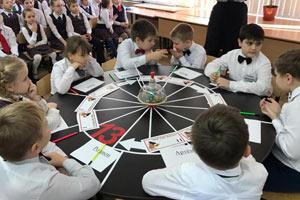 интеллектуальный турнир в школе
