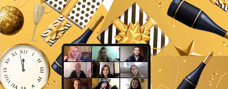 Командный онлайн-квест на корпоратив «Активация: Новый год»