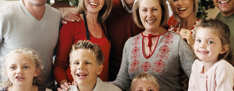 Как устроить семейный праздник, когда вместе собираются 4 поколения?